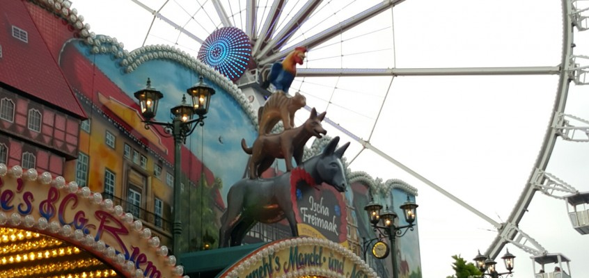 «Свободная ярмарка» в Бремене