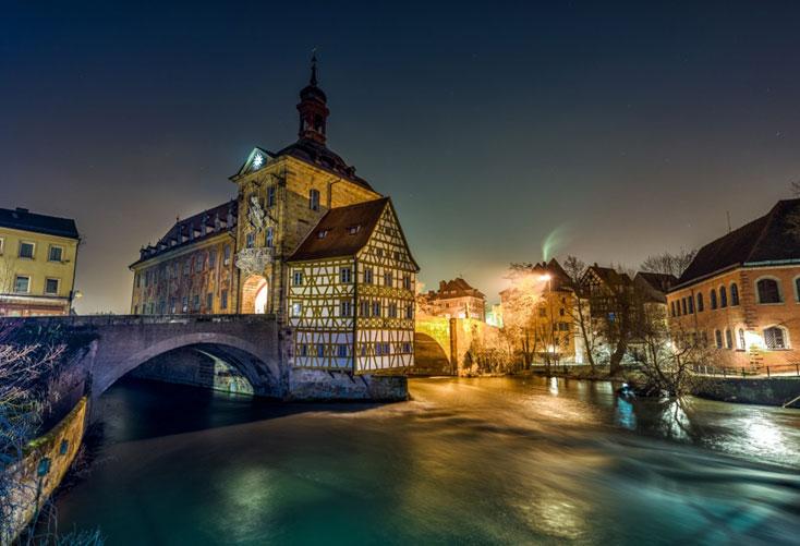 Бамберг — Жемчужина Баварии.
