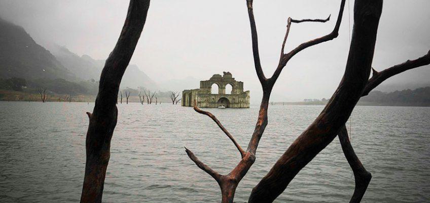Всплывший храм Сантьяго